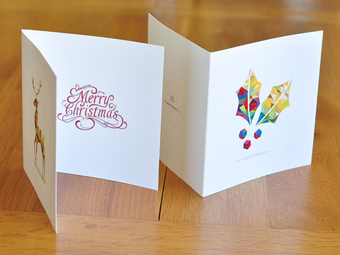 Square Greetings Cards