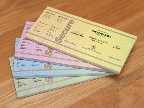 Security Tickets